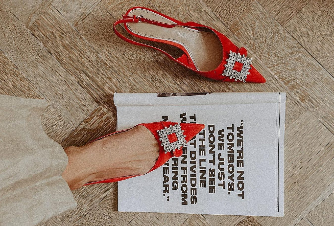 10φλατ παπούτσια για στυλ στα ύψη χωρίς πόνο και ταλαιπωρία!