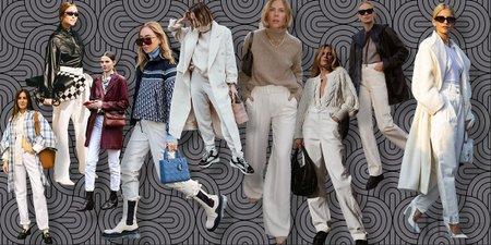 10 εκπτωτικά λευκά παντελόνια που πρέπει να αποκτήσεις τώρα