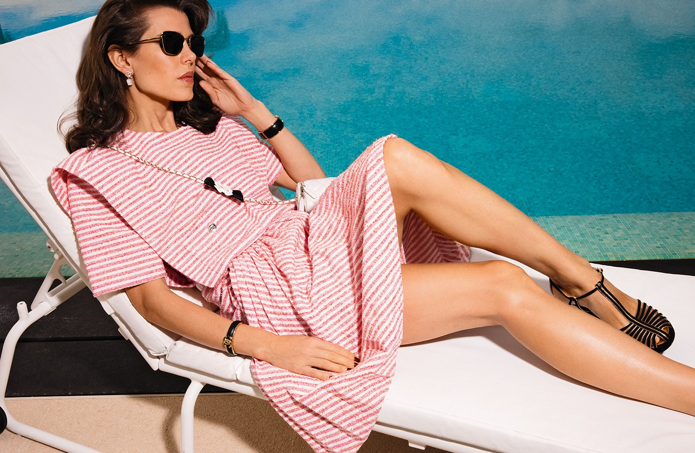 Charlotte Casiraghi: Η εγγονή της Grace Kelly είναι η νέα ambassador του οίκου Chanel