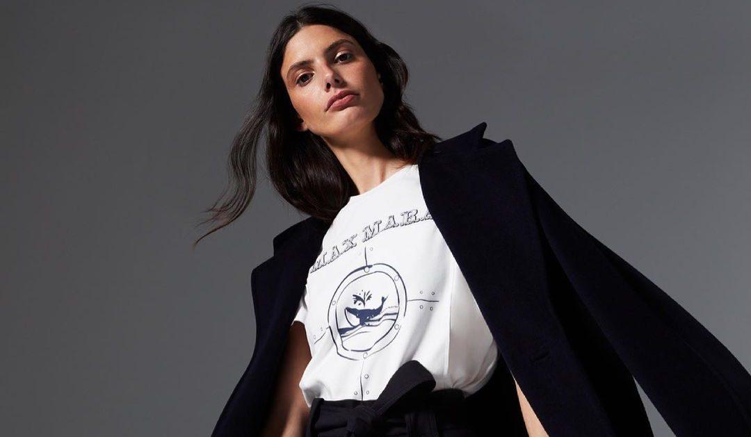 Ο οίκος Max Mara γιορτάζει τα 70 του χρόνια με μια capsule συλλογή από T-shirt, τα πιο cool που είδαμε τελευταία